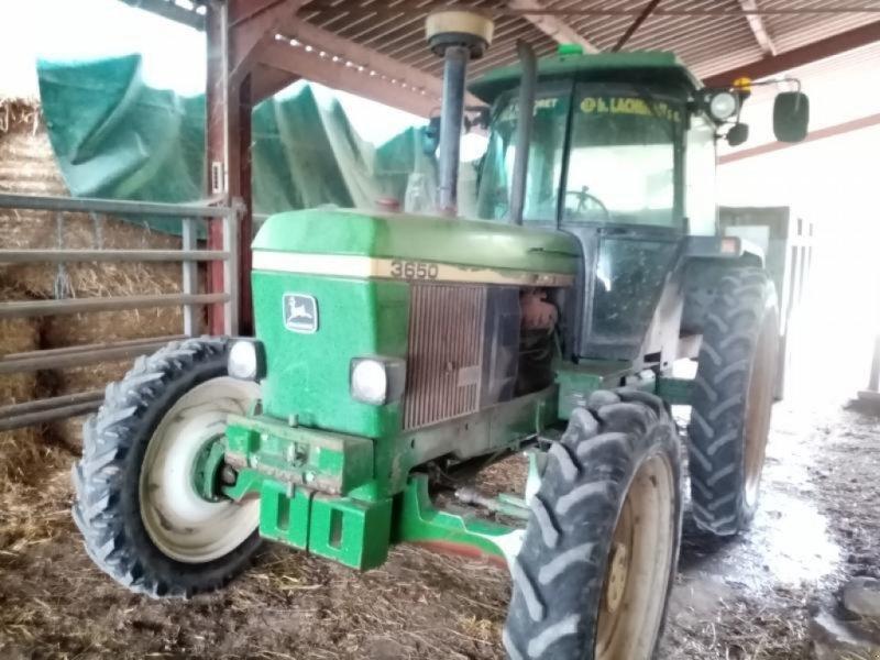 Traktor tipa John Deere 3650, Gebrauchtmaschine u Bray En Val (Slika 1)
