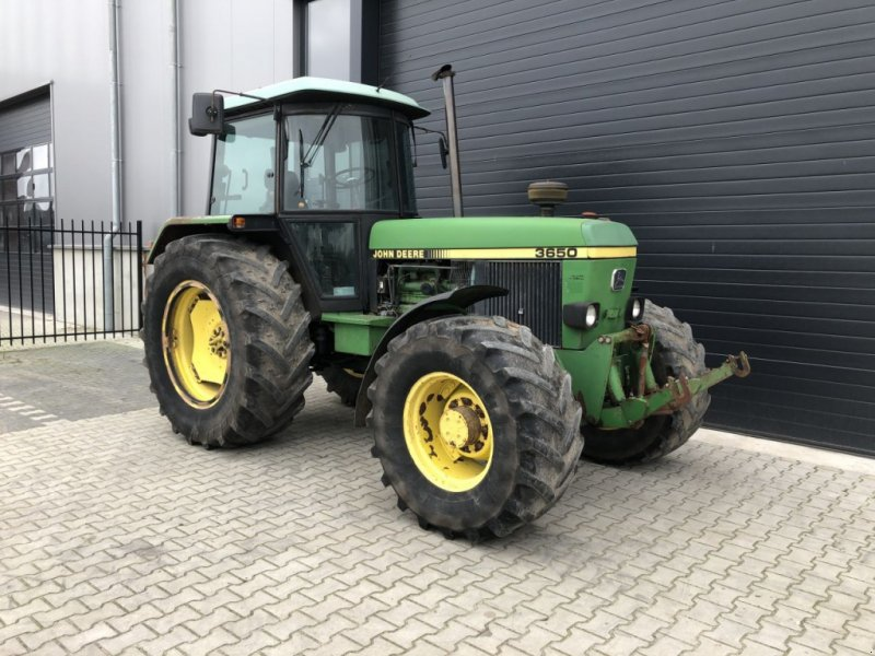 Traktor типа John Deere 3650, Gebrauchtmaschine в Beek en Donk (Фотография 1)