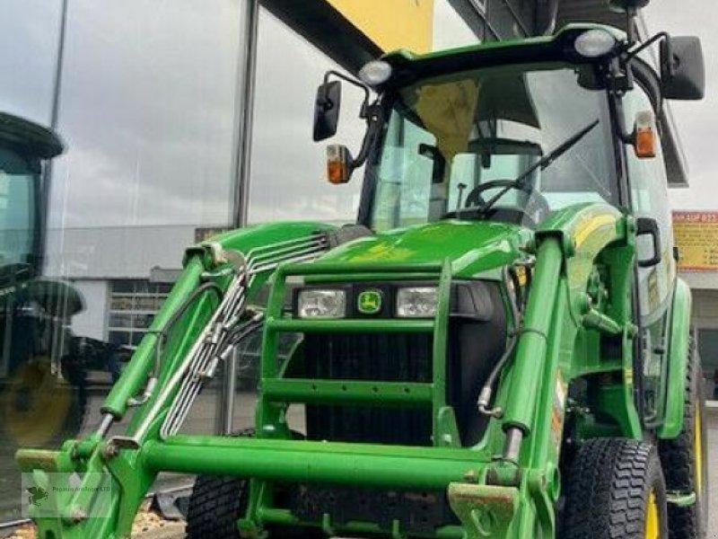Traktor des Typs John Deere 3720 Hydrostat Kabine Allrad Frontlader, Gebrauchtmaschine in Gevelsberg (Bild 1)
