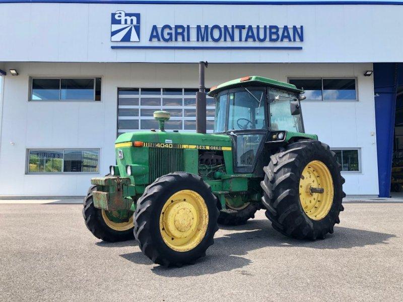 Traktor типа John Deere 4040, Gebrauchtmaschine в Montauban (Фотография 1)