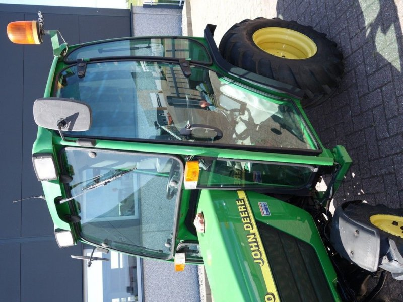 Traktor типа John Deere 4100 4wd HST / 1299 Draaiuren / Fronthef + Cabine, Gebrauchtmaschine в Swifterband (Фотография 9)