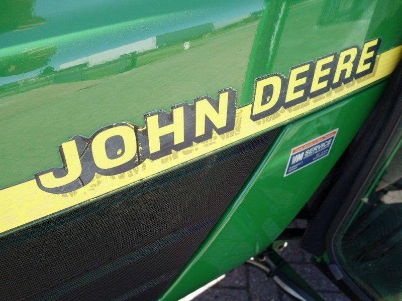 Traktor типа John Deere 4100 4wd HST / 1299 Draaiuren / Fronthef + Cabine, Gebrauchtmaschine в Swifterband (Фотография 6)