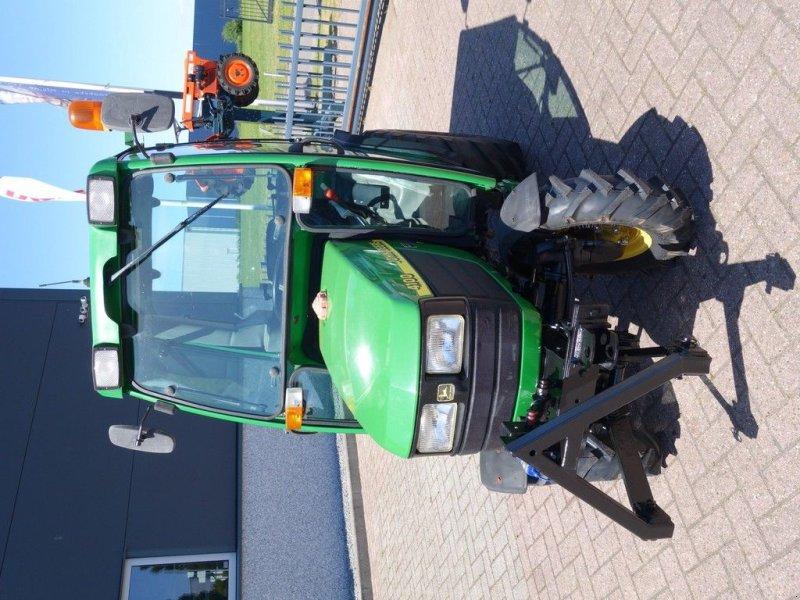 Traktor типа John Deere 4100 4wd HST / 1299 Draaiuren / Fronthef + Cabine, Gebrauchtmaschine в Swifterband (Фотография 4)