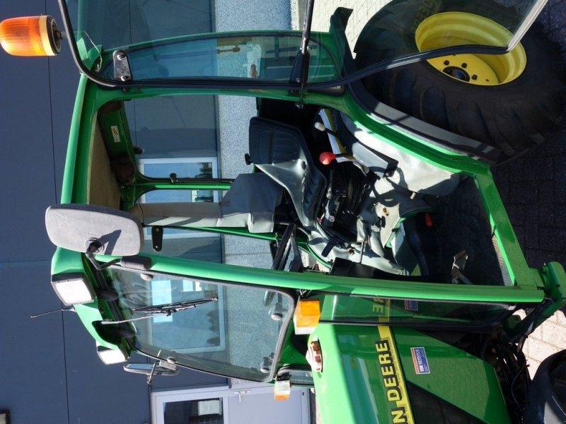 Traktor типа John Deere 4100 4wd HST / 1299 Draaiuren / Fronthef + Cabine, Gebrauchtmaschine в Swifterband (Фотография 10)