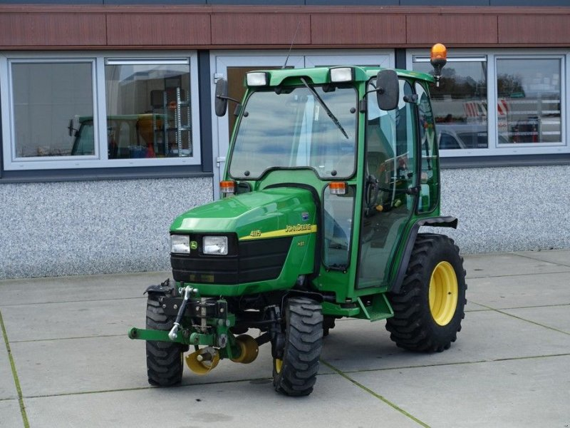 Traktor tip John Deere 4115 4wd HST / 2176 Draaiuren / Margetrekker, Gebrauchtmaschine in Swifterband (Poză 1)