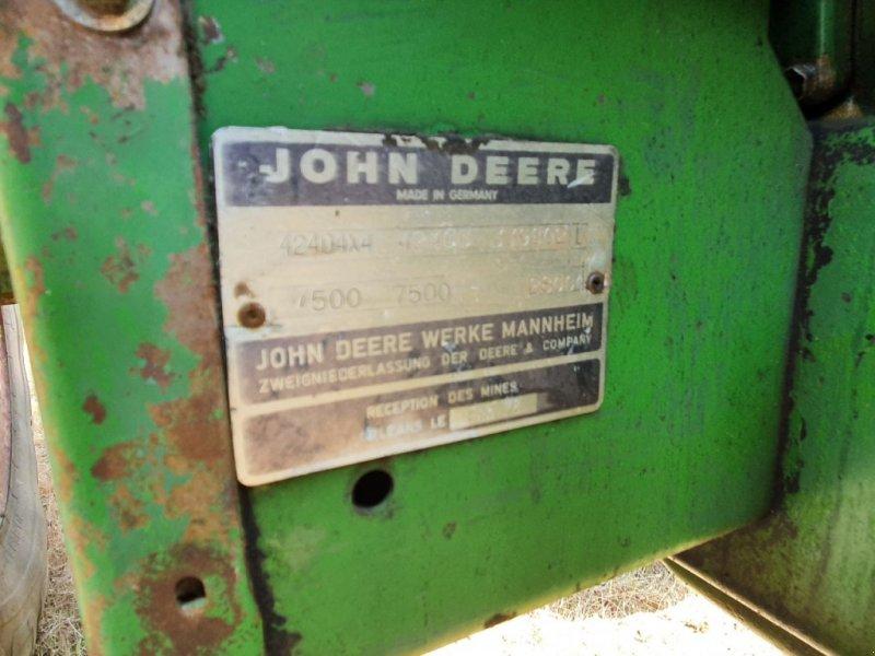 Traktor tipa John Deere 4240 Turbo, Gebrauchtmaschine u Weiteveen (Slika 1)