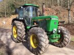 Traktor des Typs John Deere 4250 in Biederbach