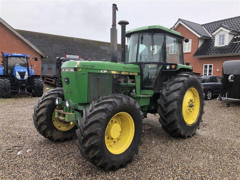 Traktor des Typs John Deere 4255, Gebrauchtmaschine in Nørager (Bild 1)