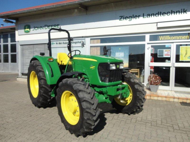 Traktor a típus John Deere 5055E, Gebrauchtmaschine ekkor: Kandern-Tannenkirch (Kép 1)
