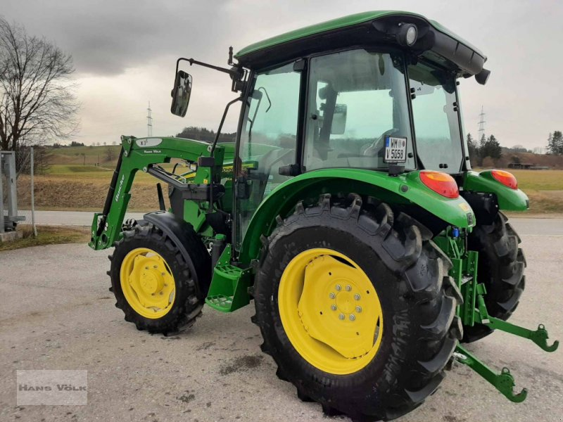 Traktor des Typs John Deere 5058E, Gebrauchtmaschine in Antdorf (Bild 4)