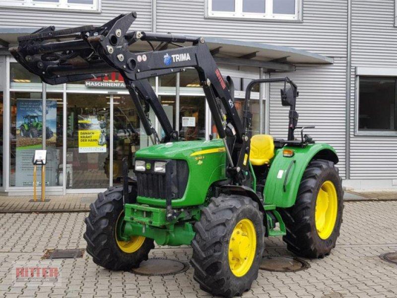 Traktor des Typs John Deere 5065 E, Gebrauchtmaschine in Zell a. H. (Bild 1)
