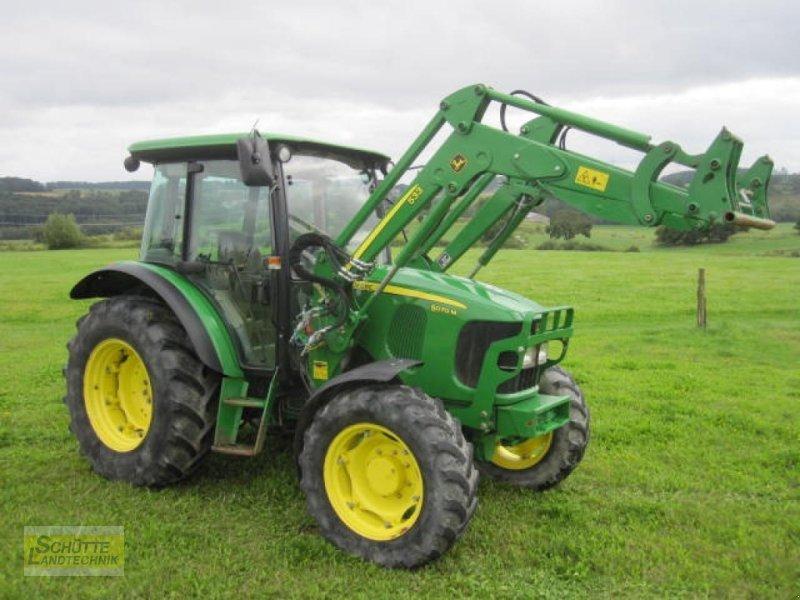 Traktor типа John Deere 5070 M, Gebrauchtmaschine в Marsberg-Giershagen (Фотография 1)