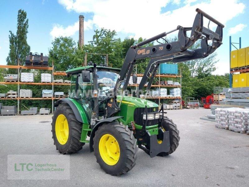 Traktor des Typs John Deere 5070M PRIVATVK, Gebrauchtmaschine in Eggendorf (Bild 1)