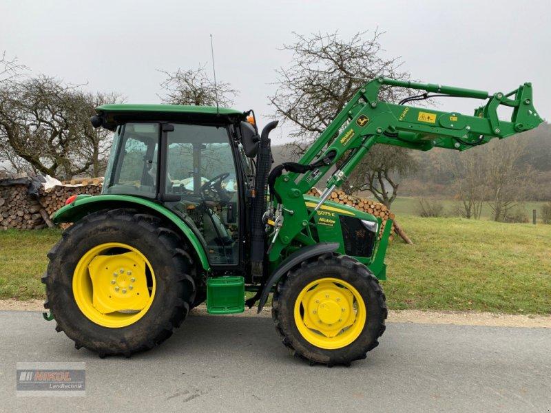 Traktor des Typs John Deere 5075 E, Gebrauchtmaschine in Lichtenfels (Bild 5)
