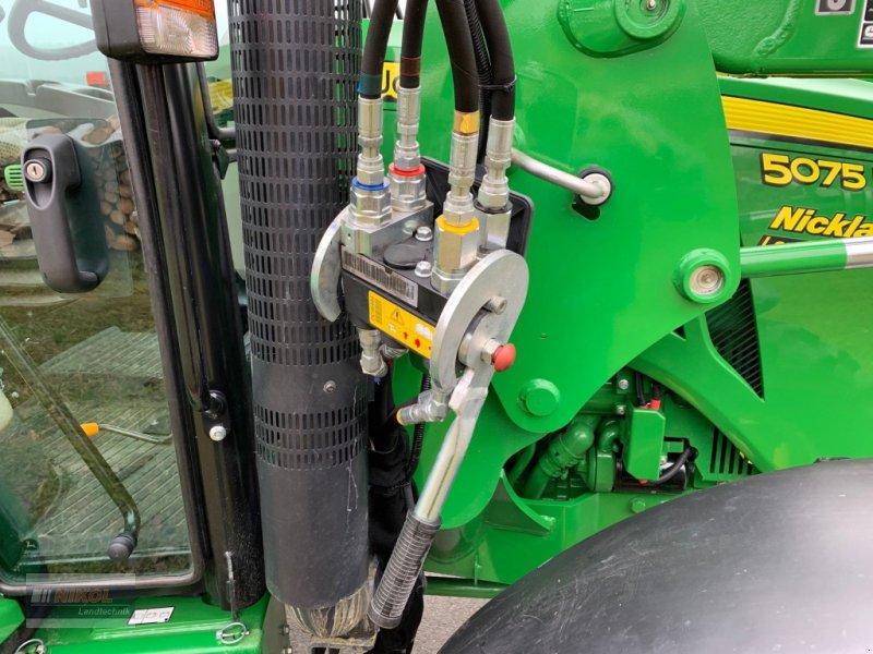 Traktor des Typs John Deere 5075 E, Gebrauchtmaschine in Lichtenfels (Bild 8)