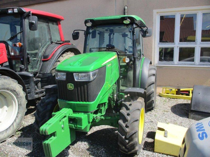 Traktor des Typs John Deere 5075 GF, Gebrauchtmaschine in Herrenberg - Gueltstein (Bild 1)