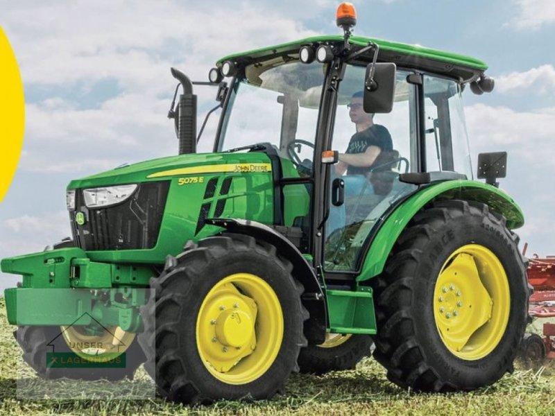Traktor a típus John Deere 5075E, Neumaschine ekkor: Hartberg (Kép 1)