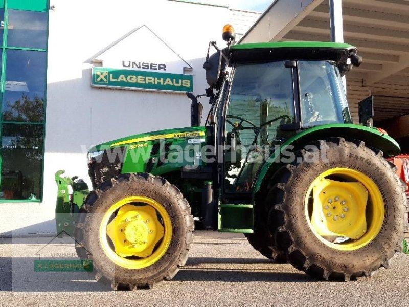 Traktor типа John Deere 5075E, Gebrauchtmaschine в Aschbach (Фотография 1)