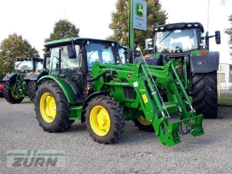 Traktor типа John Deere 5075E, Gebrauchtmaschine в Untermünkheim (Фотография 1)