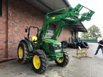 Traktor des Typs John Deere 5075E in Sittensen