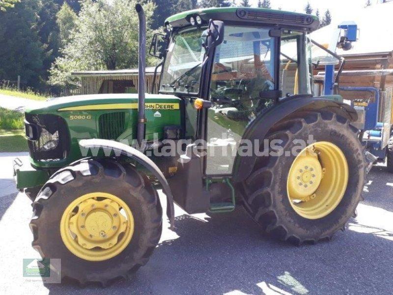 Traktor del tipo John Deere 5080 G, Gebrauchtmaschine en Klagenfurt (Imagen 1)