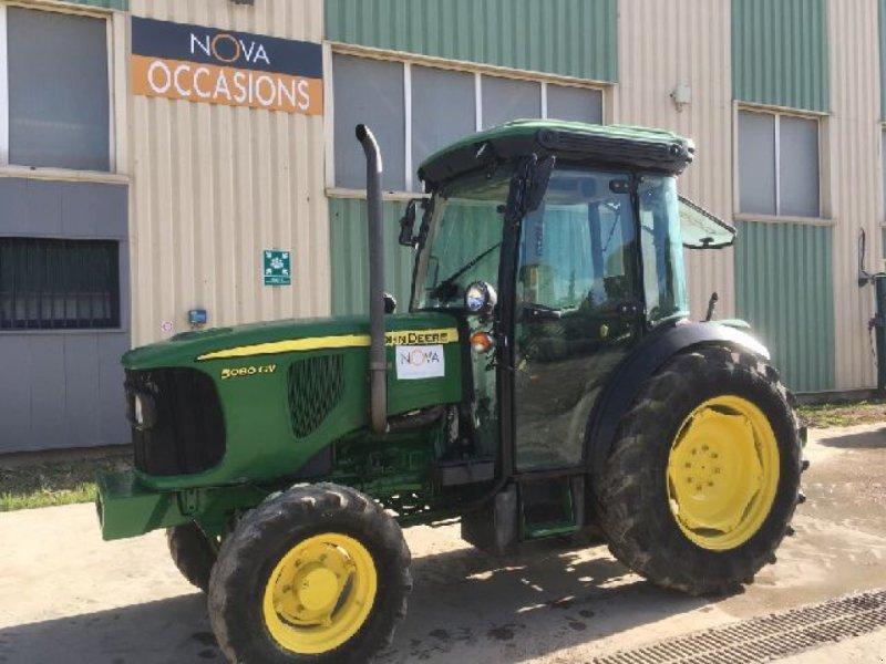 Traktor del tipo John Deere 5080 GV, Gebrauchtmaschine en ARLES (Imagen 1)