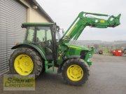 John Deere 5080 M + FL 583 MSL Traktor