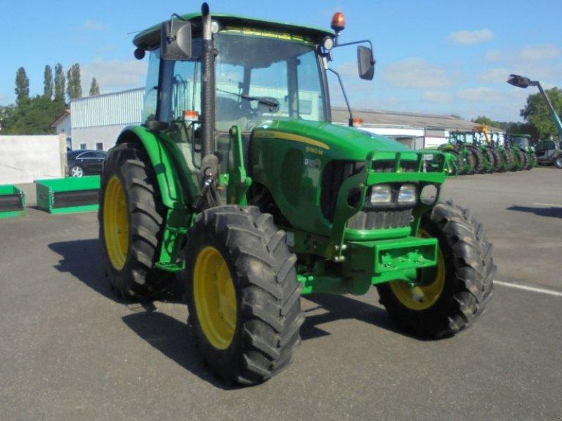 Traktor des Typs John Deere 5080 M, Gebrauchtmaschine in SAINT PALAIS  (Bild 1)