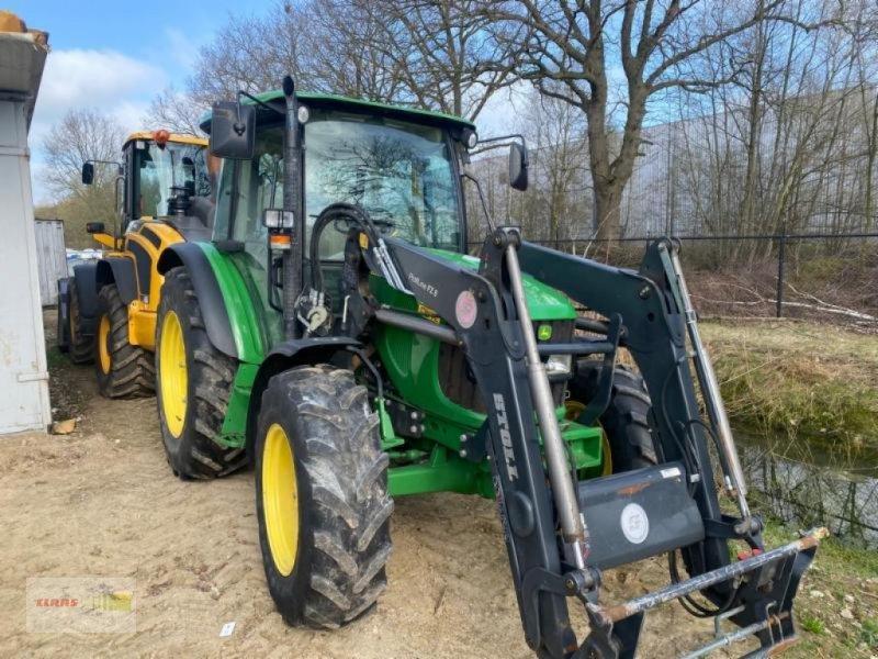 Traktor типа John Deere 5080 M, Gebrauchtmaschine в Schwülper (Фотография 1)