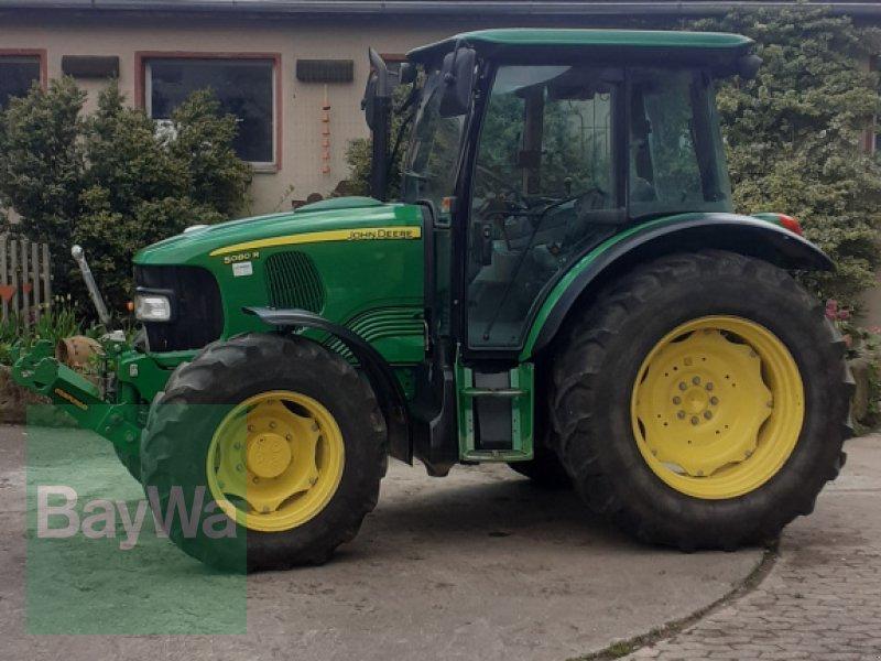 Traktor des Typs John Deere 5080 R, Gebrauchtmaschine in Kunde,  0151/1610541 (Bild 1)