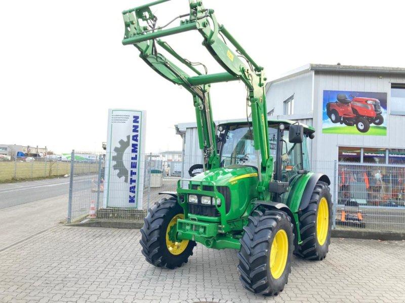 Traktor des Typs John Deere 5080 R, Gebrauchtmaschine in Stuhr (Bild 1)