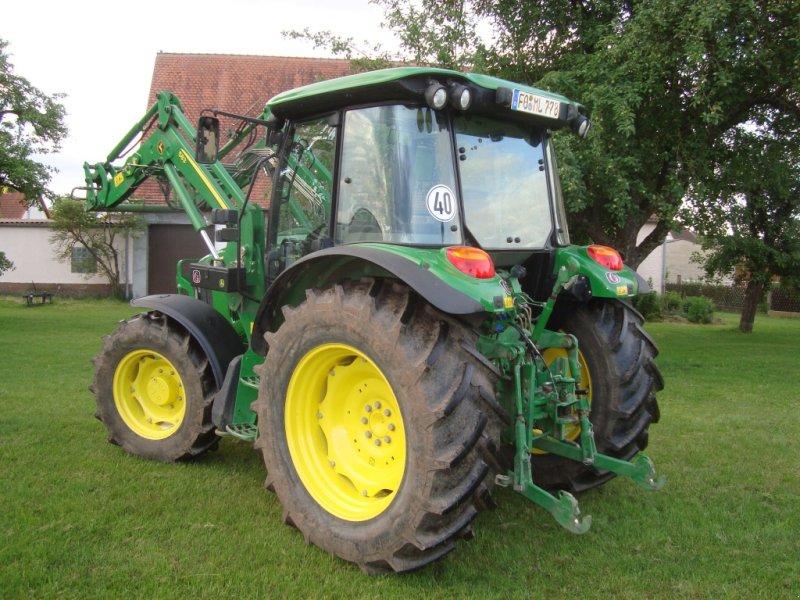 Traktor des Typs John Deere 5080 R, Gebrauchtmaschine in Emskirchen (Bild 5)