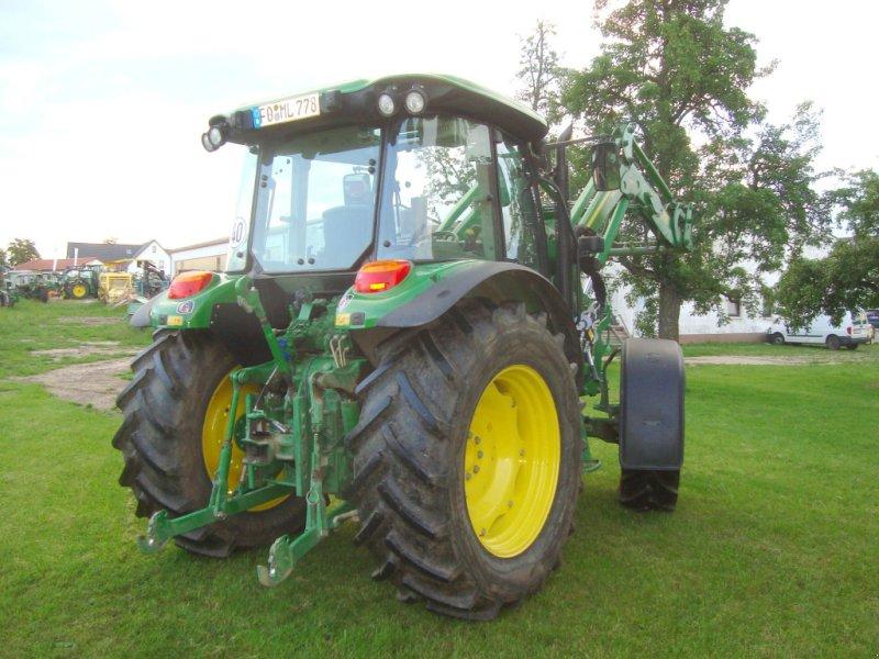 Traktor des Typs John Deere 5080 R, Gebrauchtmaschine in Emskirchen (Bild 6)