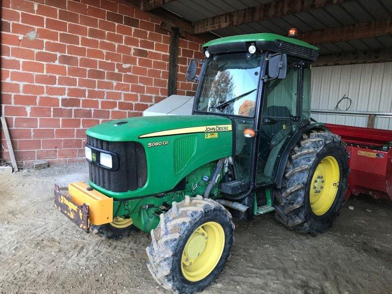 Traktor des Typs John Deere 5080GF, Gebrauchtmaschine in MIELAN (Bild 1)