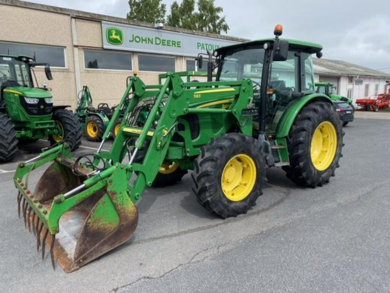 Traktor del tipo John Deere 5080M, Gebrauchtmaschine en Wargnies Le Grand (Imagen 1)