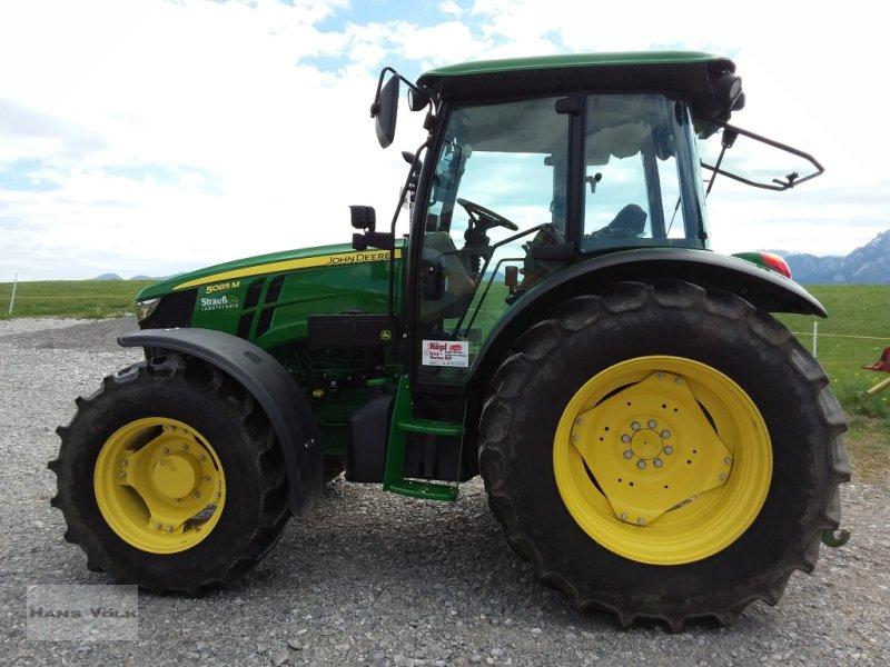 Traktor des Typs John Deere 5085 M, Gebrauchtmaschine in Antdorf (Bild 8)