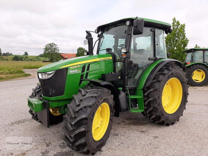Traktor des Typs John Deere 5085 M, Gebrauchtmaschine in Antdorf (Bild 1)