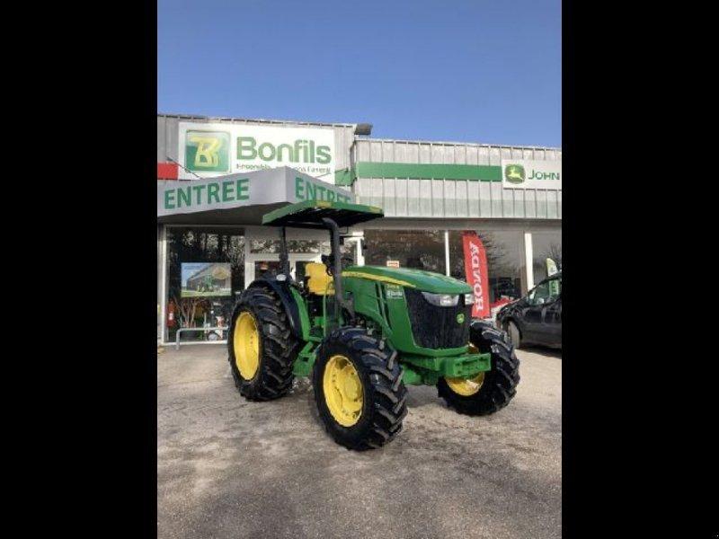 Traktor des Typs John Deere 5085M, Gebrauchtmaschine in RENAGE (Bild 1)