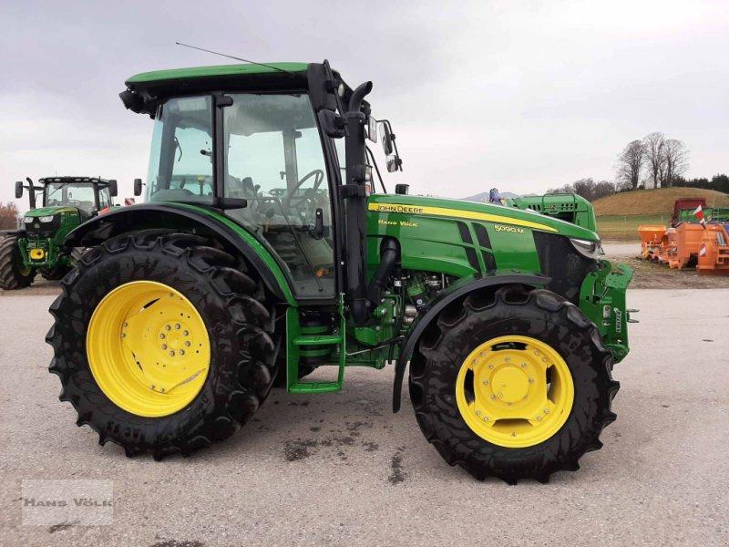 Traktor des Typs John Deere 5090 M, Gebrauchtmaschine in Antdorf (Bild 5)