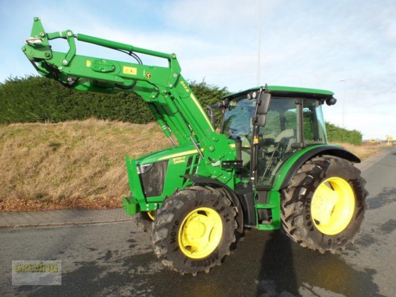 Traktor tipa John Deere 5090 M, Gebrauchtmaschine u Werne (Slika 1)