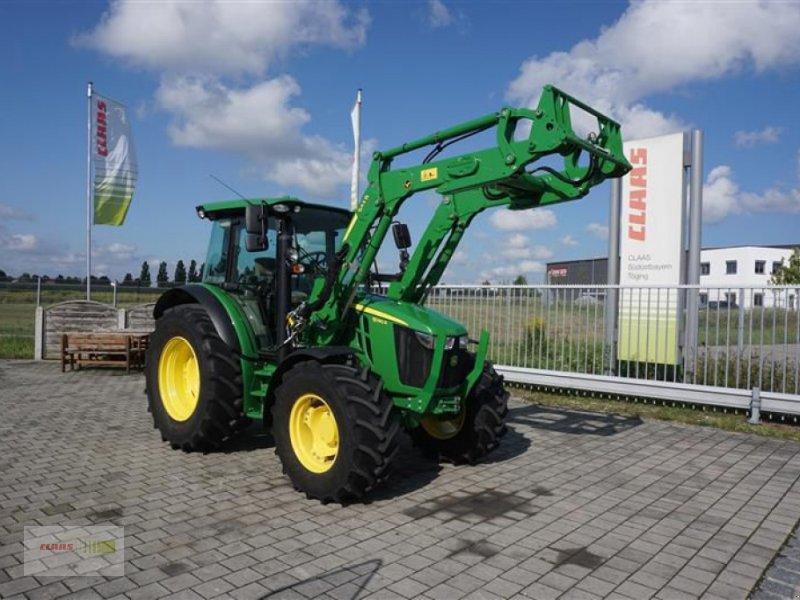 Traktor des Typs John Deere 5090 R, Gebrauchtmaschine in Töging am Inn (Bild 1)