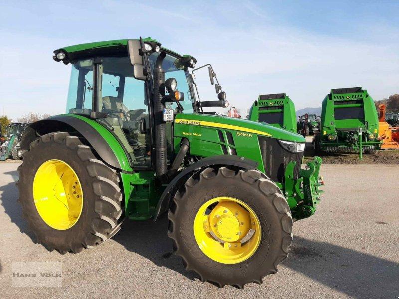 Traktor des Typs John Deere 5090 R, Gebrauchtmaschine in Antdorf (Bild 2)