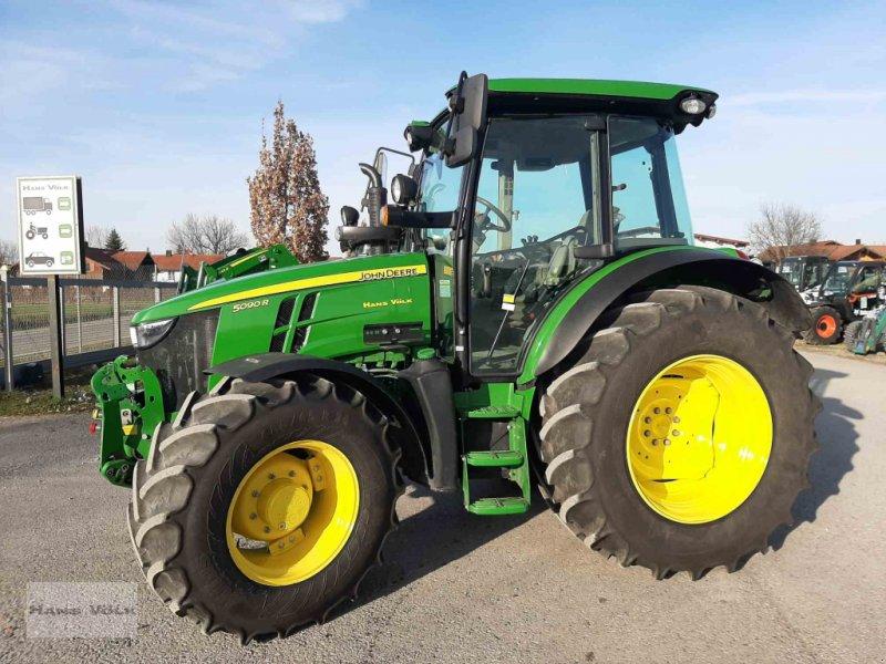 Traktor des Typs John Deere 5090 R, Gebrauchtmaschine in Antdorf (Bild 5)