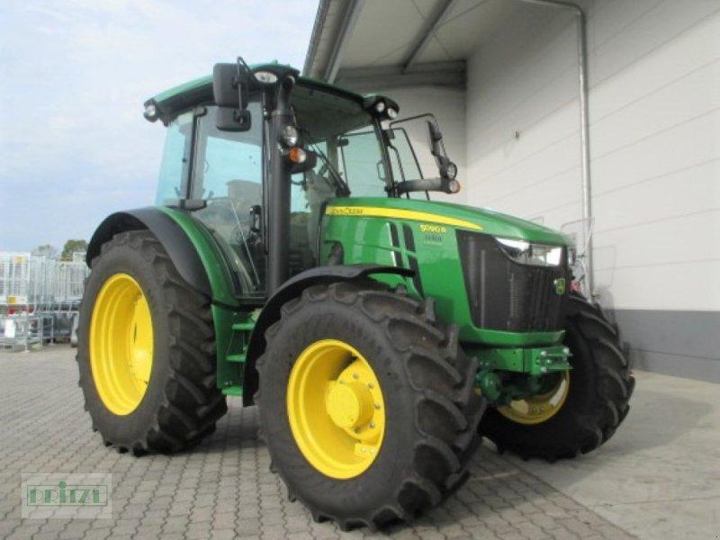 Traktor a típus John Deere 5090 R, Gebrauchtmaschine ekkor: Bruckmühl (Kép 1)