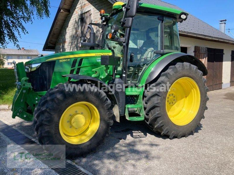 Traktor des Typs John Deere 5090 R, Gebrauchtmaschine in Kirchdorf (Bild 1)