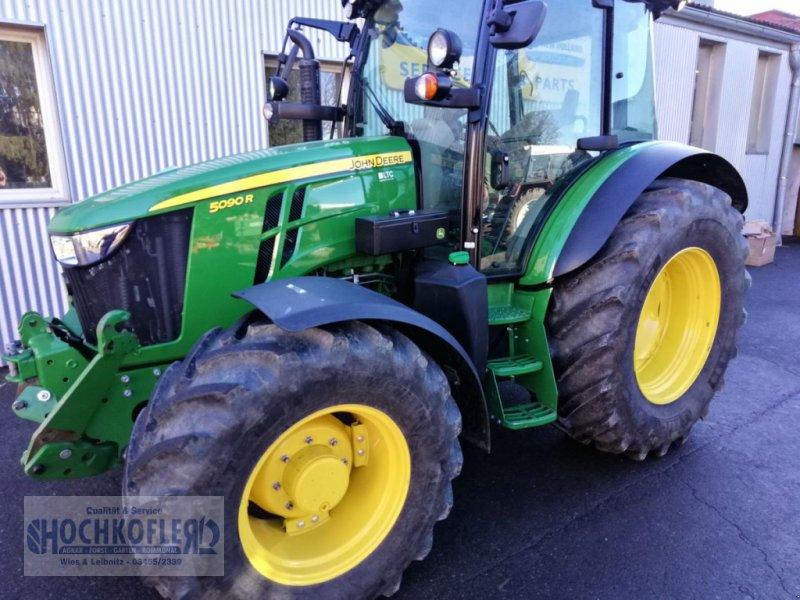 Traktor des Typs John Deere 5090R, Gebrauchtmaschine in Wies (Bild 1)