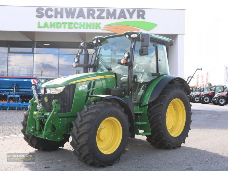 Traktor des Typs John Deere 5090R, Gebrauchtmaschine in Gampern (Bild 1)