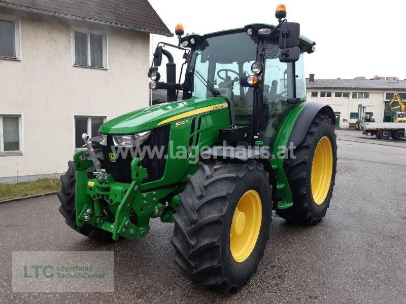Traktor des Typs John Deere 5090R, Gebrauchtmaschine in Kirchdorf (Bild 1)