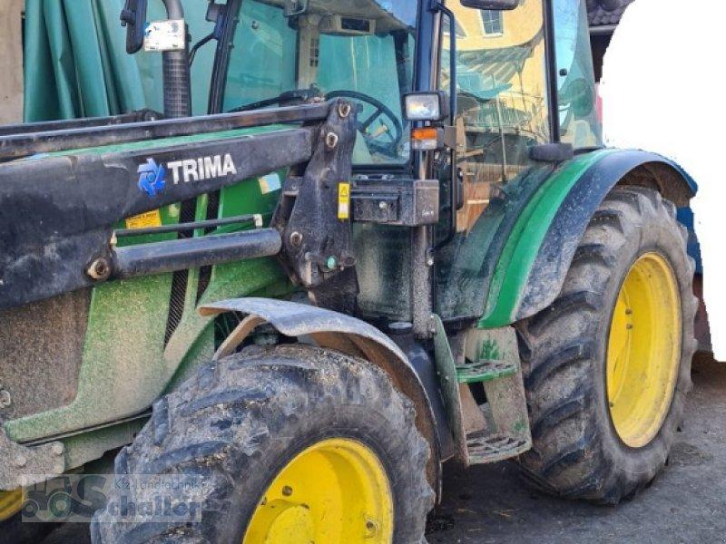 Traktor des Typs John Deere 5100 M, Gebrauchtmaschine in Treuchtlingen (Bild 1)