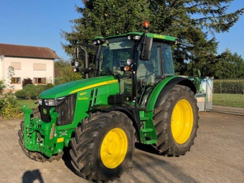Traktor типа John Deere 5100 R, Gebrauchtmaschine в Achern (Фотография 1)